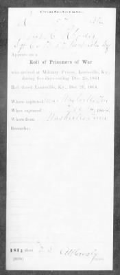 Confederate Service Record (7 of 12)