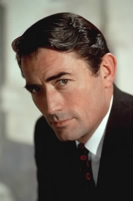 Gregory Peck (April 5, 1916 – June 12, 2003)