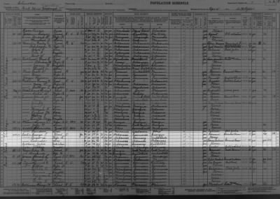Coke Family - 1930 US Federal Census