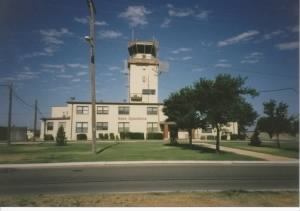 Dyess AFB Base Operations and Weather Station (1995)