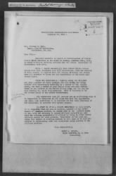 272 - Memo from Emmett J. Scott to Genl. E.L. Munson, Chief, Morale Branch. Re: Report made by colored Sgts. Cyrus W. Perry and I.H. Holmon. › Page 204 - Fold3.com