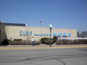Surf Ballroom in Clear Lake Iowa