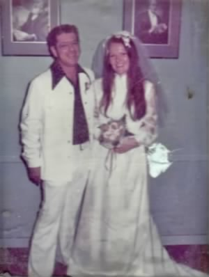 William Guy Roberts and Joyce Geis Roberts 1975