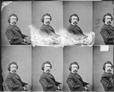 Mathew B Brady Collection of Civil War Photographs › B-1229 Mr. M.B. Brady, Photographer. - Fold3.com