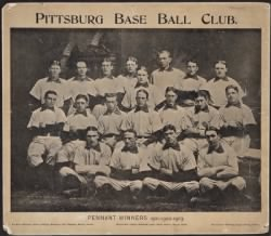 Pittsburgh Pirates team picture › Page 1 - Fold3.com