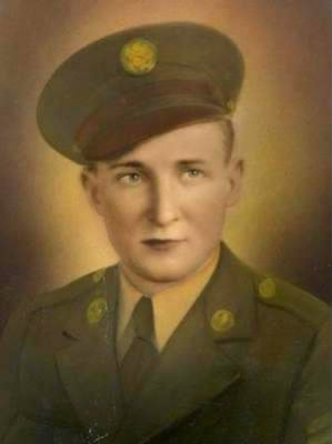 "S/Sgt Edwin ""MIKE"" Elliott, 57th Bomb Wing HQ"