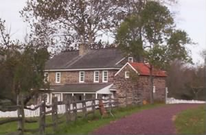 Daniel Boone Birthplace Homestead