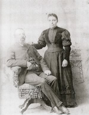 Dora Bremmer and John Graves