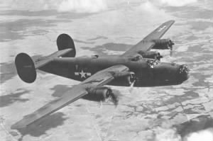 The Consolidated B-24 Liberator Heavy Bomber