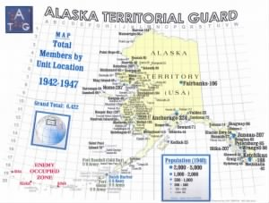 Alaska Territorial Guard (ATG) Map