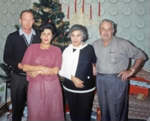 Jean Morgan Christmas 1965