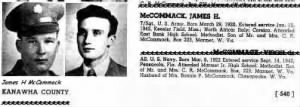 James McCommack/ Grad Keesler Fielf, he was an AAC Crew Chief for 321st Bomb Group