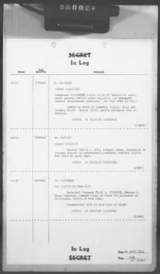 414 - Cables - In Log, ETOUSA (Gen Lee), Apr 12-22, 1945 - Page 101