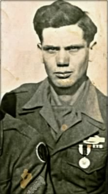 Kenneth Russell McCall - World War II