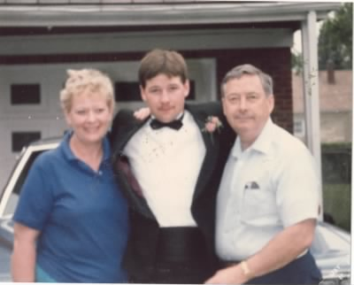 Mom, Steve, and Dad Picture