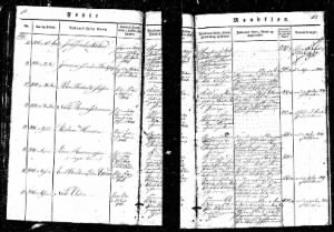 Peter Frederick Jessen (1846-1919) Birth/Christening Record