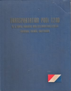 Transportation Pool 12 ND - front cover