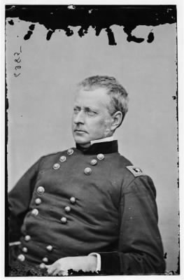 3499 - Portrait of Maj. Gen. Joseph Hooker, officer of the Federal Army › Page 1 - Fold3.com