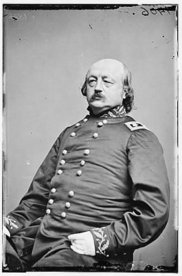 4338 - Portrait of Maj. Gen. Benjamin F. Butler, officer of the Federal Army › Page 1 - Fold3.com