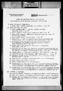 Ardelia Hall Collection: Marburg Administrative Records