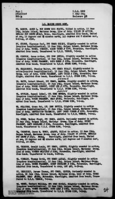 Rep of opers in the invasion of Saipan Island, Marianas, 6/15-24/44 › Page 24 - Fold3.com