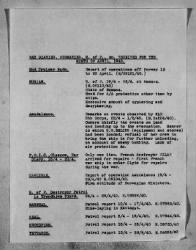 Admiralty War Diaries, 4/8/40 to 4/30/40; 7/1/40 to 7/31/40 › Page 261 - Fold3.com
