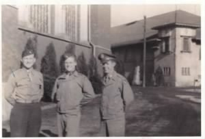crew men from the 91st Bomb Group