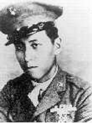 Corporal Mitchell Red Cloud Jr.