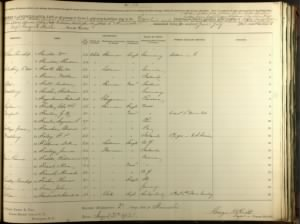 Civil War Draft Registrations Records, 1863-1865 Record for Walter Fewer
