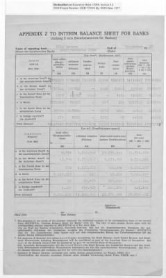 American Zone: Interim Balance Sheets for Banks, September 1947 › Page 12 - Fold3.com