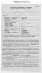 American Zone: Report of Selected Bank Statistics, March 1946 › Page 20 - Fold3.com