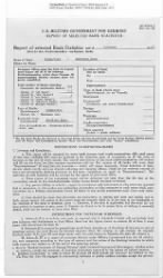 American Zone: Report of Selected Bank Statistics, February 1947 › Page 8 - Fold3.com