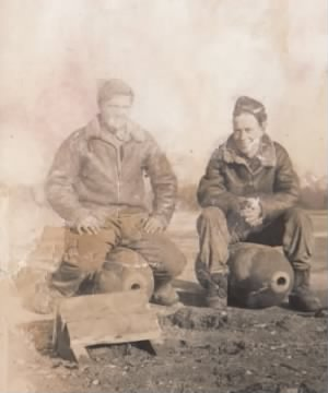 Wilson and Pappy Hill Dec 1943.jpg