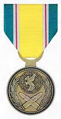 Republic of Korea War Service Medal