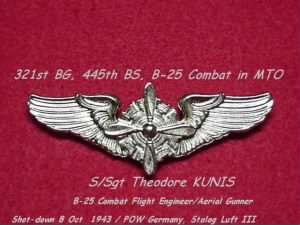 AAC Flight Engineer Wing 445th BS THeodore KUNIS.jpg