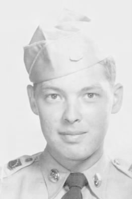 Robert Howard Gray, PFC