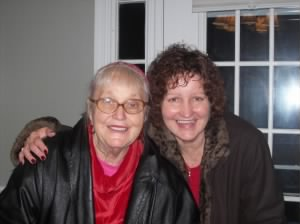 Mother (Aurelia) & Daughter (Pamela Ann)