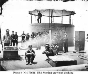 USS Monitor Crew Enlisted