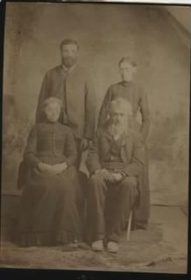 John William Henricks Family