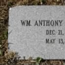 William Anthony Alexander CSN Headstone