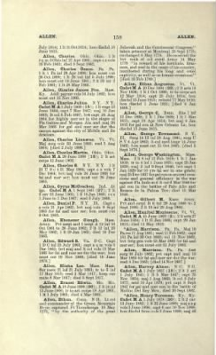 Part II - Complete Alphabetical List of Commissioned Officers of the Army › Page 10 - Fold3.com