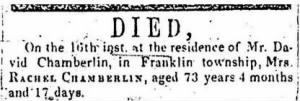 Rachel Chamberlin 1848 Death Notice.JPG
