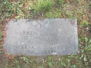 Warren Lowell Fillner & Marva