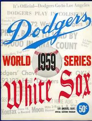 1959 World Series