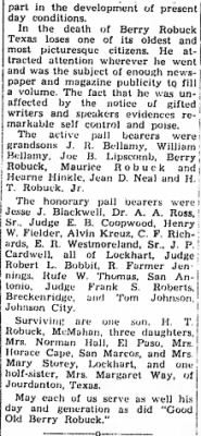 Elias Berry Robuck 1951 Obit3.png