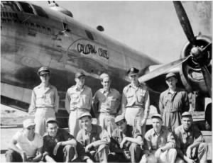 Parrish B-29 Aircrew