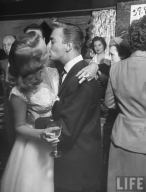 Janet Leigh, Tony Curtis, Wedding Day