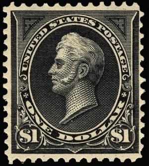 US Postage stamp, Oliver Hazard Perry, issue of 1894