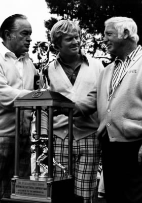 Hope, Nicklaus, McKay