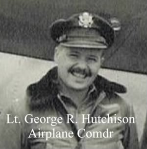 "1Lt George Radcliffe ""Hutch"" Hutchison"